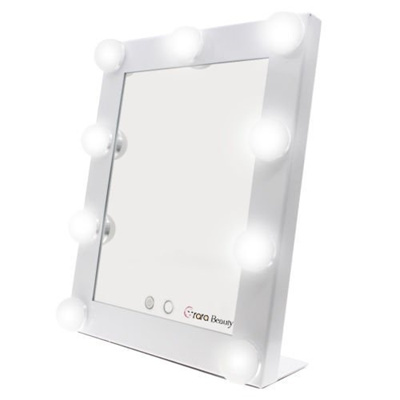 Qoo10 Orara Beauty Led Light Makeup Mirror Hollywood Stand Mirror