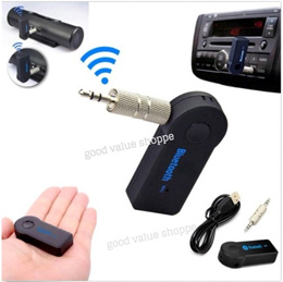 3.5mm Wireless USB Bluetooth Aux Stereo Audio Music Adapter Receiver new ASS