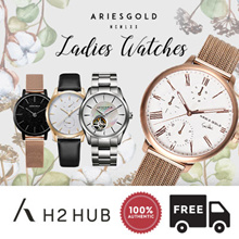 [ARIES GOLD] Best Gift for Her l Female Dress Watches l FREE Lifetime Battery l FREE Shipping