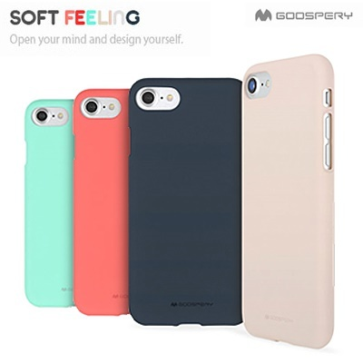 [SUPER DEAL X Free Shipping!] Mercury Soft Feeling Jelly Case? iPhone / Samsung Galaxy / LG Deals for only S$15.9 instead of S$0