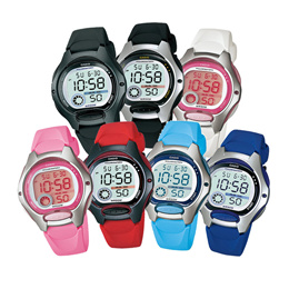 Casio LW-200 LW200 LW-200 Ladies Child Kids Sport Resin Band Digital Watch