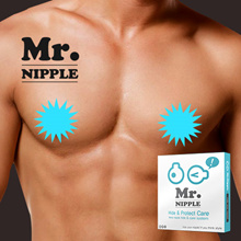 [DK] Nipple Band Cover Sticker Patch / Manner Band / Mens Fashion Items / 104 sheet / Made in Korea