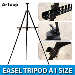 A1 Size  Portable Easel Tripod Stand /Poster /Painting /Artist /Advertising / Photograph /Canvas