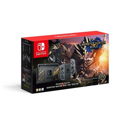 [Nintendo Switch] Monster Hunter Rise Edition Console