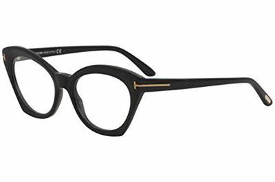 95c5035a1ce55 ▷ 1 Shop Coupon◁ T.O.M F.O.R.D FT5456 Eyeglass Frames - Matte Black Frame