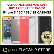 Gosh! iPhone 5/5C/5S/SE Cases Sale! BUY 1 GET 2 FREE!