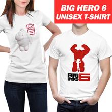 BESTSELLER! T-shirt Unisex Big Hero 6 ★ Puluhan Design Size S-XXL ★ HIGH Quality Guaranteed ★
