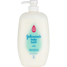 Johnsons Baby bath 1L ( Peach/Regular / Milk+Rice )