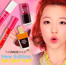 [ Liptint Series ] TheFaceShop Watery Tint / Etude House Dear Darling Tint Series