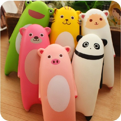 Qoo10 Animal Cartoon Memory Foam Squishy Squishes