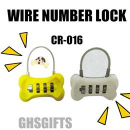 Number Lock/Travel Lock/Lock/Luggage Lock/Bag Lock/Wire Lock