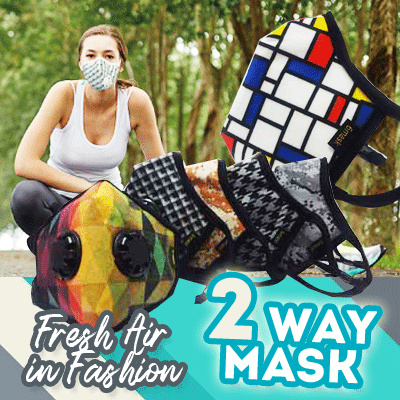 2 Way Mask Deals for only Rp175.000 instead of Rp175.000