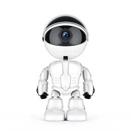 1080P Cloud Home Security IP Camera Robot Intelligent Auto Tracking Camera Wireless WiFi CCTV Camera