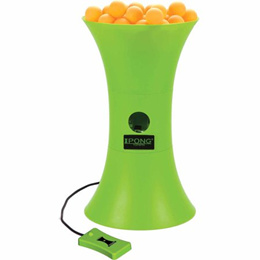 탁구공IPONG iPong Topspin Table Tennis Trainer Robot, Green