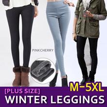 [PLUS SIZE] M-5XL / Winter Leggings for  -10 Degree/Pants]★★ Winter Pants/Winter Wear/Mink Fur Leggi