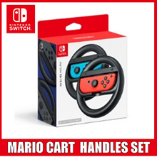 [Nintendo Switch] Nintendo Switch MARIO CART HANDLES SET [the Cheapest Price ever $19.9]