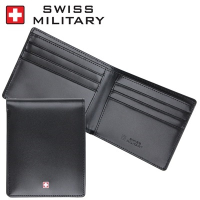 best website d542e cdd82 Swiss Military★SWISS MILITARY★Authentic Cow Leather wallet/pen free gift  wrapping