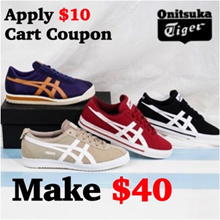 Makes $40 [ Apply 10 Cart Coupon] Asics  / Onitsuka Tiger ® 18SS Best Model Collection © Super Sale