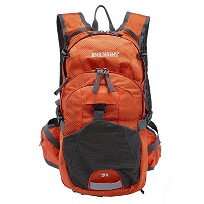 ENKNIGHT 20L Hydration Pack Waterproof Cycling Backpack Hiking Traveling  Running 8150c5fe09