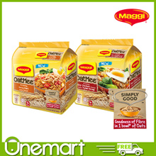 [MAGGI] ★ ALL NEW! ★ OatMee Mi Goreng Curry / Soy Chicken ★ GOODNESS OF FIBRE IN 1 BOWL OF OATS