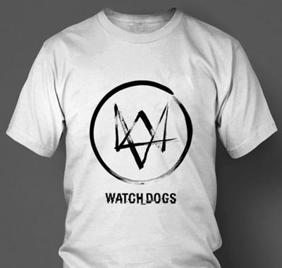 Qoo10 Watch Dogs Video Game T Shirt 01741 Men S Clothing
