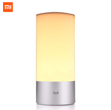 Xiaomi Yeelight Desk lamp II Smart LED Bedside Table Cylinder Lamp Touch Dimmable Smartphone