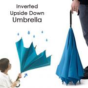 Payung Terbalik Gagang C  ll Reverse Umbrella