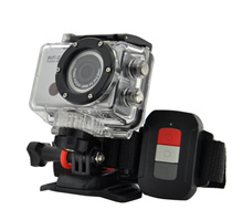 Full HD 1080P Sports As Go Pro Hero3 Style Camera With WIFI G386 Control By Phone Tablet PC 1080P Full HD 40 meters Waterproof