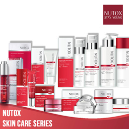 Nutox Anti Ageing Skin Care Range NOW 25% discount limited period only