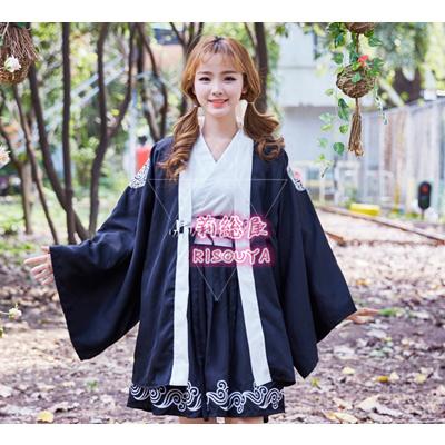 380fce83ec Qoo10 - Women's event Japanese-style Halloween festival Yukata One piece  c... : Women's Clothing