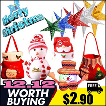 2018 Christmas gift andApple pouch /Reticule/giftsCandy box/Hat
