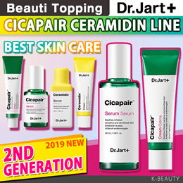 [Dr.Jart] Ceramidin Serum/Cream/Cicapair Serum/Cream/Re-Cover[Beauti Topping]