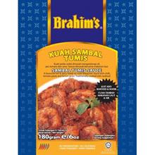 Brahim Sauce Kuah Sambal Tumis 180g - Malaysia