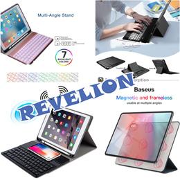 ★Stocks in SG!★Bluetooth Keyboard / Baseus Case Samsung Tab Apple iPad Pro 2017 2018 9.7 10.5 12.9