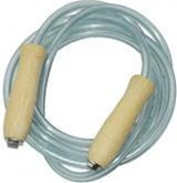 SKIPPING ROPE EXERCISE MUAY THAI. 7ft Heavy rope *wrist training*Great Cardio IN STOCK N FAST SELLING !