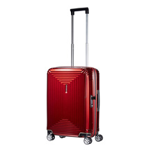 [Free Shipping] Samsonite Neopulse Spinner 55/20 Metallic Red