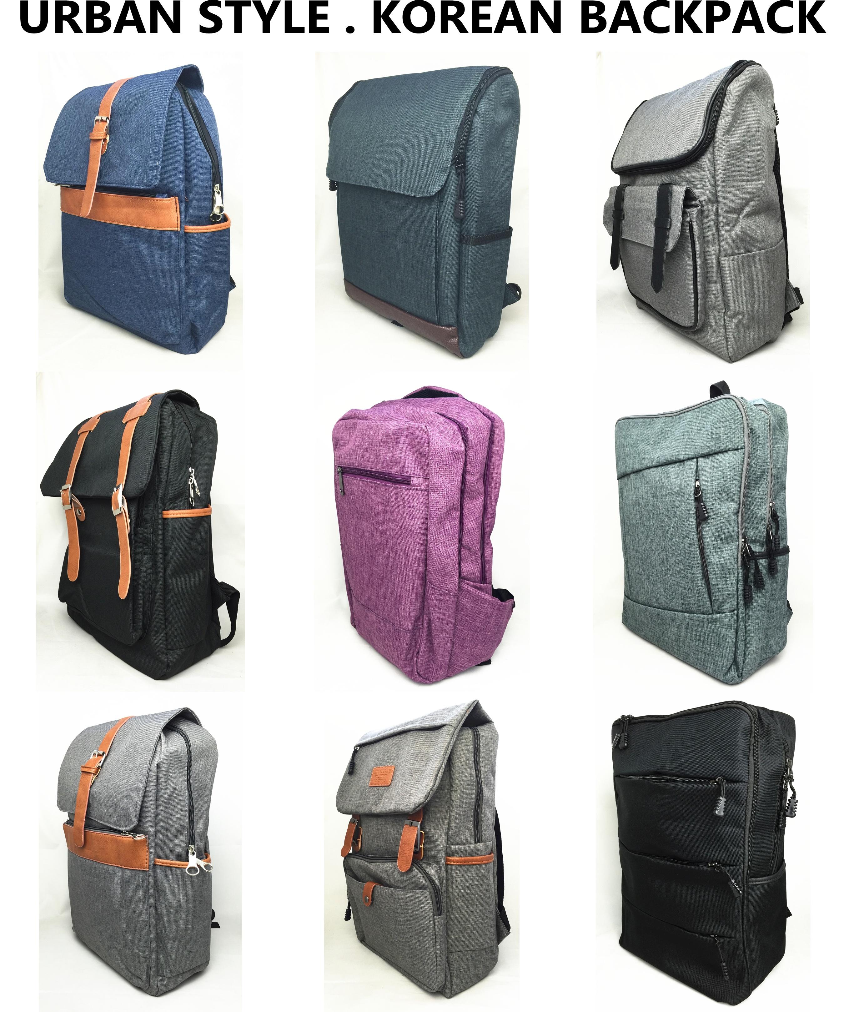 actual size. prev next. ☆URBAN KOREAN Style Bags☆backpack mens bag women ... 68c69ce06be2e