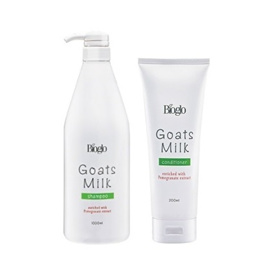 Bioglo Goats Milk Shampoo / Conditioner