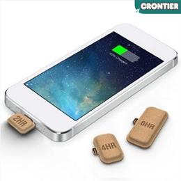 [CRONTIER]mini paper capsule disposable power bank