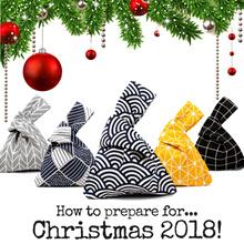 💕💕Best Christmas gift💕💕 lunch bag /Japanese wristlet / drawstring bag/handbag