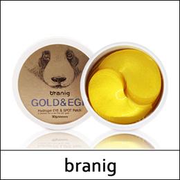 [branig] ⓑ Gold and EGF Hydrogel Eye and Spot Patch (60sheets) 90g / 골드 앤 EGF 하이드로겔 아이 앤 스팟패치