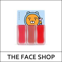 [THEFACESHOP] Hoodie Ryan Mini Make Up Bar #Vivid Cheek Bar 4.5g * 3ea