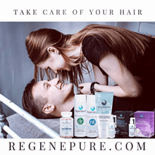 🏥REGENEPURE MEN/WOMEN🏥Anti DHT Shampoo🏥Minoxidil Spray🏥Biotin Conditioner/Supplement🏥