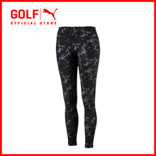 PUMA GOLF Women Printed Tight - Puma Black ★ FREE DELIVERY ★ AUTHENTIC ★ 7 DAY RETURNS & EXCHANGES