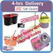 🇸🇬[4-hrs Delivery option]🇸🇬 2017 Spin Dry Mop Set/ Mop Accessories/ Spray-Mop/ Lazy-mop