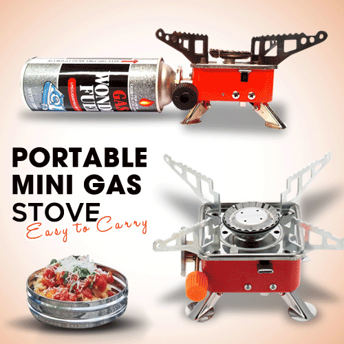 KOMPOR PORTABLE MINI Deals for only Rp49.000 instead of Rp79.032