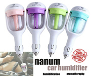2 in 1 Nanum Car Air Humidifier and Aromatherapy Essential Oil Diffuser