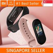 💖LOCAL SELLER💖 [Xiaomi Band 5] Original Xiaomi Mi Band Bracelet Wristbands  - 1stshop Singapore