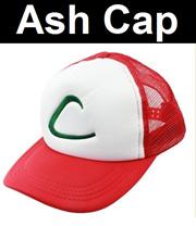 36df3e69b4b99 Quick View Window OpenWish. rate 0. ☆ Pokemon Ash Ketchum Cap Hat for  Cosplay ...