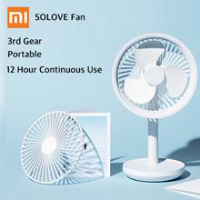 Xiaomi SOLOVE Fan / Portable / 12 Hour Continuous Use / 3rd Gear / Diversity